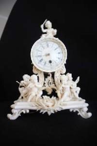 Ivory-Clock